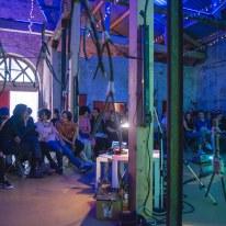Nostoc @WOS Festival (Foto: Leo López)