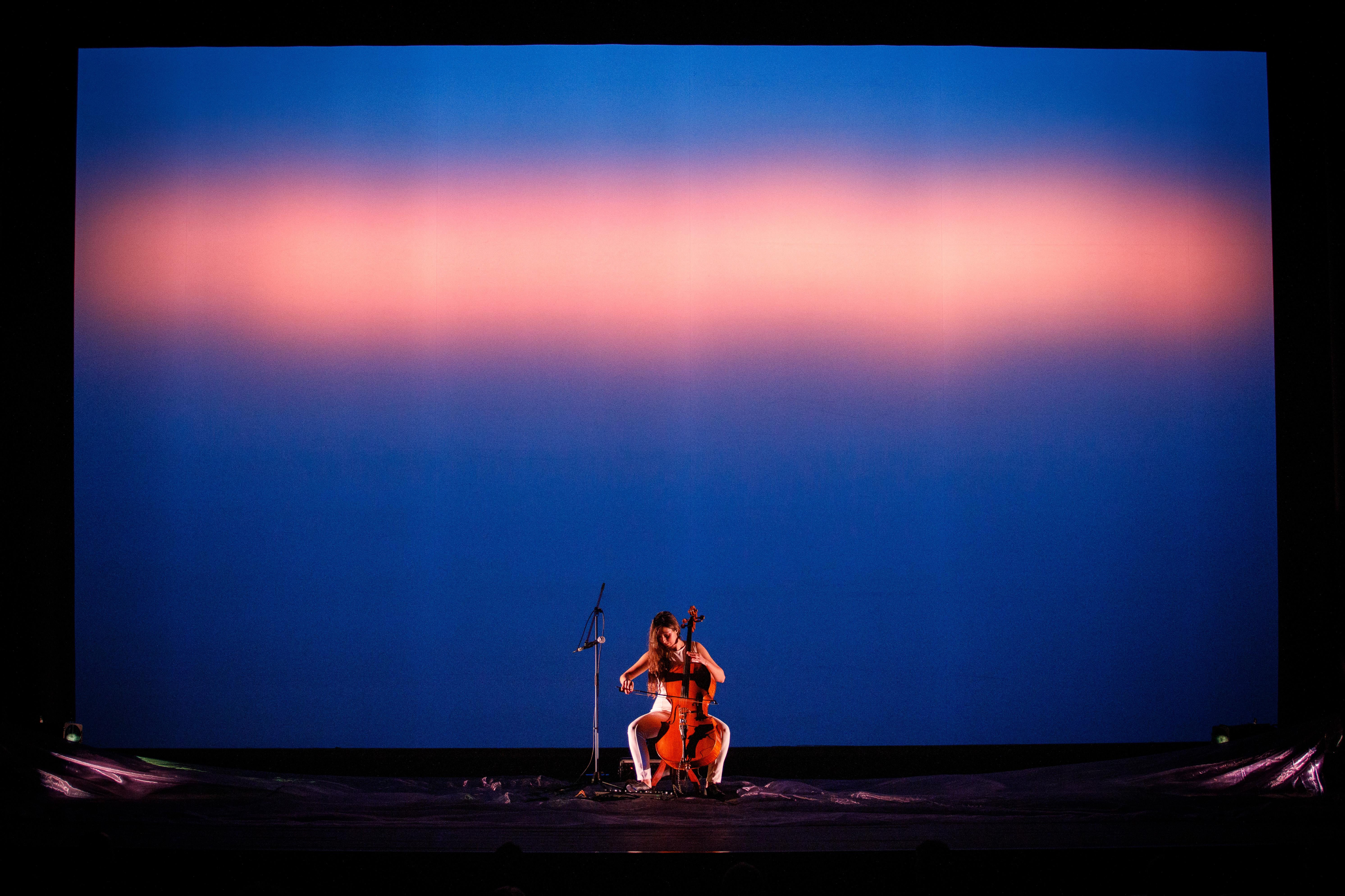 Concerto Margarida Mariño. Teatro Colon. Rocio Cibes. 16/05/2021